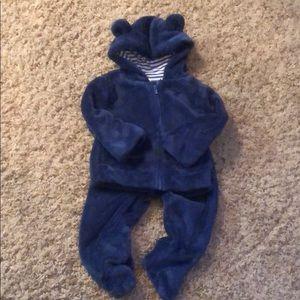 sweat suit set